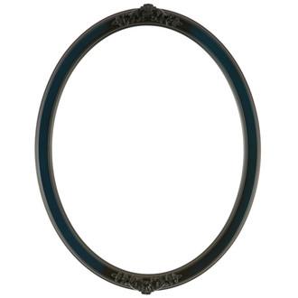 Athena Oval Frame # 811 - Royal Blue