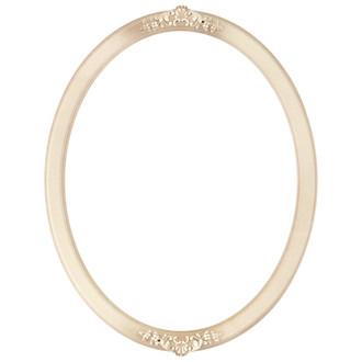 Athena Oval Frame # 811 - Taupe