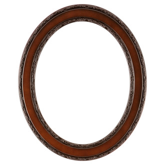 Monticello Oval Frame # 822 - Rosewood