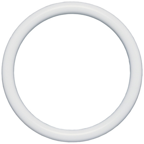Round Frame in Linen White Finish| White Picture Frames with Rounded ...