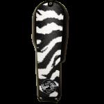 Glam Zebra clipper lid