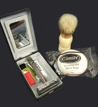 Comoy Shaving Kit