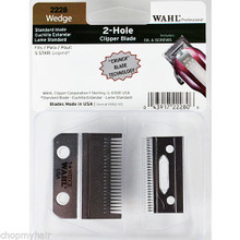 Wahl Legend Clipper Blade Set
