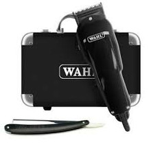 Wahl Taper 2000, Black Case and Black Razor