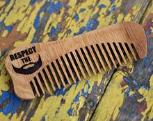 Respect The Beard- Beard Comb