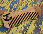 Respect The Beard- Beard Comb