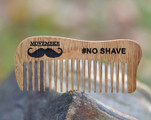 Movember-No Shave-Beard Comb