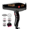 Parlux 385 Powerlight Ceramic & Ionic Dryer 2150W - Black