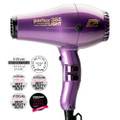 Parlux 385 Powerlight Ceramic & Ionic Dryer 2150W - Violet
