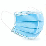 3 Ply Disposable Masks (150 Pack - Disposable)