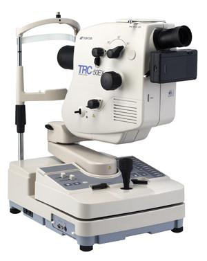 Topcon TR-50EX Mydriatic Retinal Camera