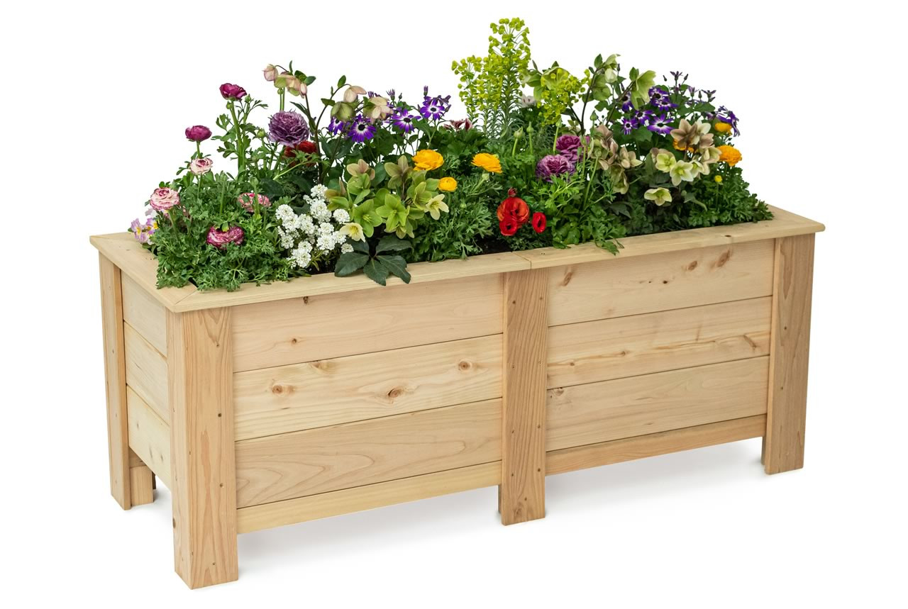 extra large planter boxes