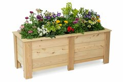 "Rectangle Planter Box 20""x60""x22.5"""