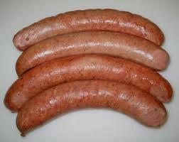 109  Hot Pork Sausage #109 - 9 oz. Bag
