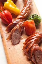110   Cajun Style Sausage #110 - 12 oz. Bag