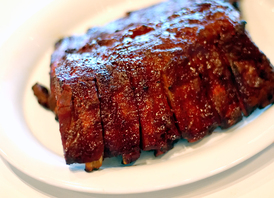 107-24 Barbecue Seasoning / Rub #107 - 8 oz. Bag FULL-24