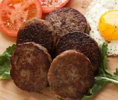 109 Hot Pork Sausage #109 - One-24