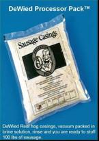 35/38 Hog Casing (Processor Packs)
