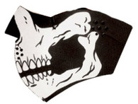 Skullmouth Half Face Ski Mask