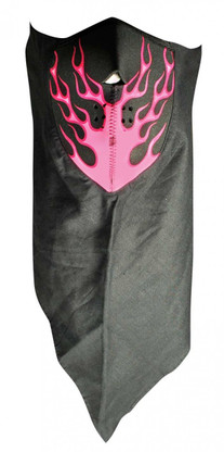 Pink Flames Neodanna Front