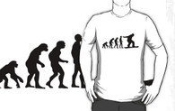 Snowboard Evolution Shirt