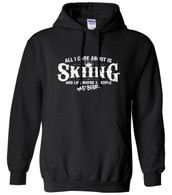 All I Care About is Skiing And Like Maybe 3 People and Beer Shirt
