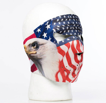 American Eagle Neoprene Face Mask