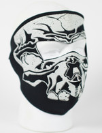 New Skull Head Ski Mask