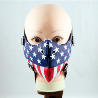 American Leather Half Face Mask