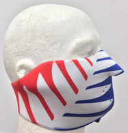 New Zealand Flag 1/2 Neoprene Face Mask