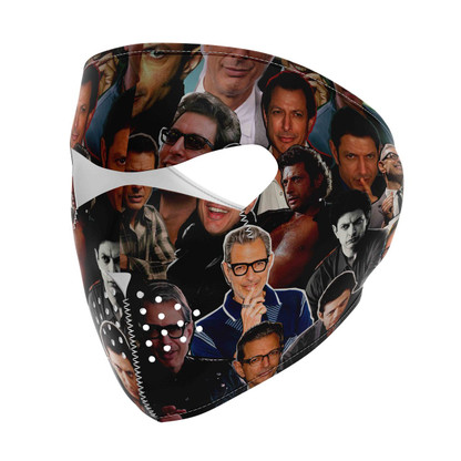Jeff Goldblum Ski Mask