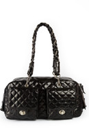 Alex Luxe Bag Black