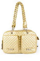 Alex Luxe Bag Gold