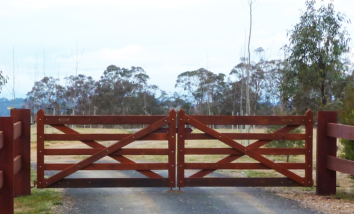 Double Farm Gate