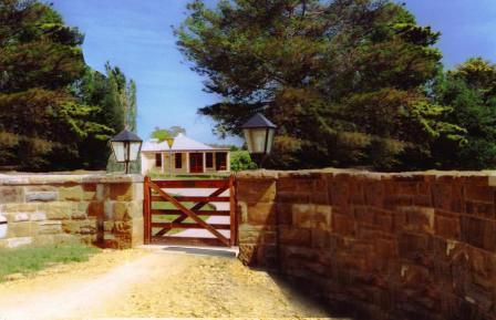 Single Farm Gate