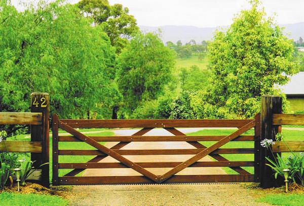 Highlander Gate - 3.6m