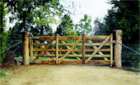 Vineyard Gate - 3.0m
