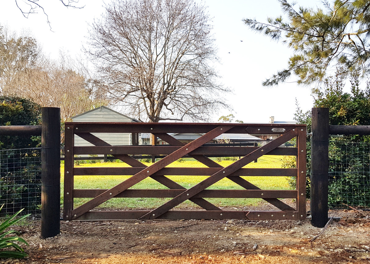 Single Welsh Gate