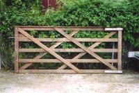 Welsh Gate - 3.6m