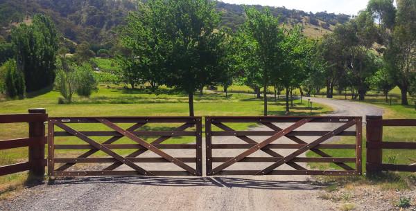 Double Welsh Gates