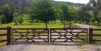 Double Welsh Gates