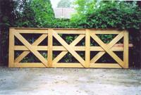 Saxon Gate - 3.6m