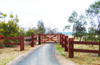 5-Rail Farm Gate