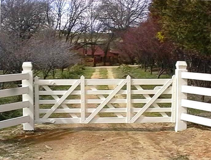 Vineyard Gate - painting by others