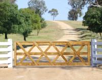 Single Bradfield Gate