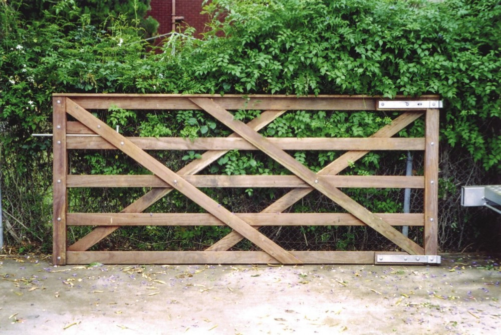 Welsh Gate - 2.4m