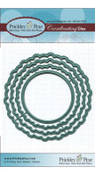 Scallop Circle Nesting - Die Set