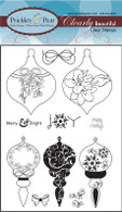 Victorian Ornaments 3 - Clear Stamp Set
