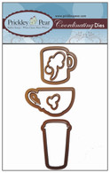 Coffee Cup Die Set