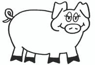 Prissy the Pig
